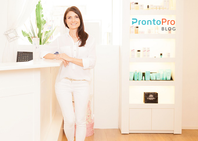 Sarah Brandstetter im Interview mit ProntoPro Blog